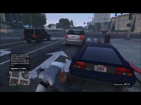 GTA Online | Badsport: The Wildest Place In The World.