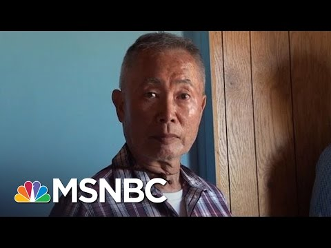 George Takei On Race, Black Lives Matter, And Internment Camps | MSNBC