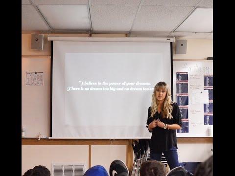 Motivational Speaker Reel – Tiffany Parker