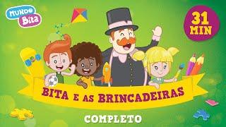 Bita e as Brincadeiras - Álbum completo