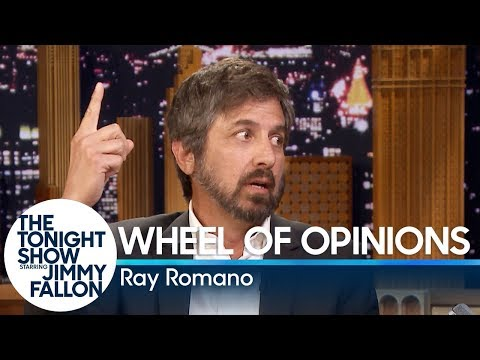 Wheel of Opinions with Ray Romano