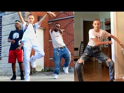 Backpack Kid Dances Compilation   Ultimate lit dance video by i_got_barzz
