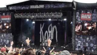Korn -Freak On A Leash at Download Festival 2011