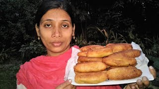 Chicken Bread Roll | Chicken Spring Rolls | Chicken Recipes Cooking By Street Village Food