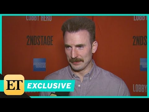 Chris Evans Reveals What He'll Miss Most After Leaving Captain America Exclusive