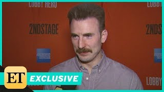 Chris Evans Reveals What He'll Miss Most After Leaving Captain America (Exclusive)