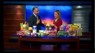 News 12 NJ: Food Shopping for Health