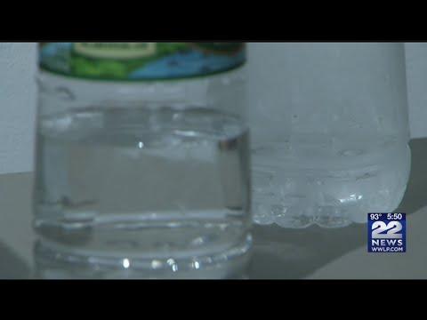 Dangers of reusing plastic water bottles