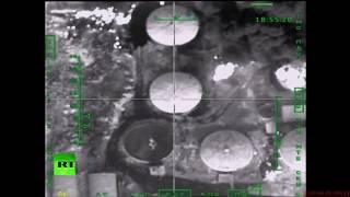 ВКС России нанесли удар по нефтеперерабатывающему заводу ИГ в Сирии