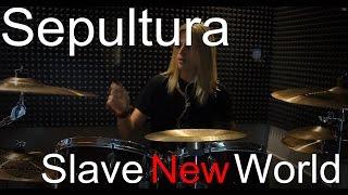 Szymon - Sepultura - Slave New World -Drum Cover HD