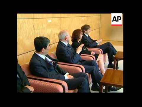 Prime Minister Fukuda meets visiting Crown Prince Alexander