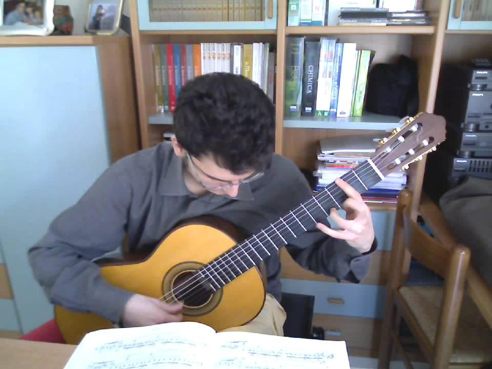 Emilio pujol escuela razonada de la guitarra