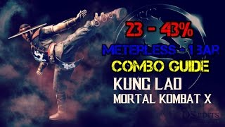 KUNG LAO TEMPEST 23-47% METERLESS/1BAR COMBO GUIDE