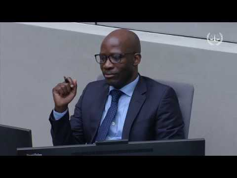 Partie1:Procès Gbagbo/Blé 5 juillet 2017 Lieutenant Colonel Toualy Bailly Williams