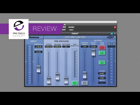 Review - Oxford Limiter v2 By Sonnox