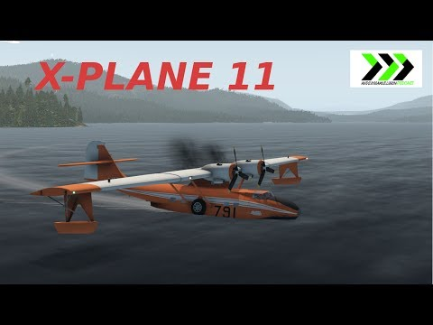 X-plane 11 Catalina Freeware