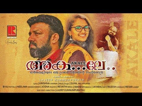 AKALE | Malayalam Romantic Music Video