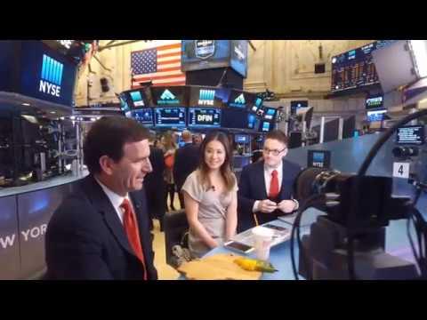 NYSE Bell Ringing Highlights