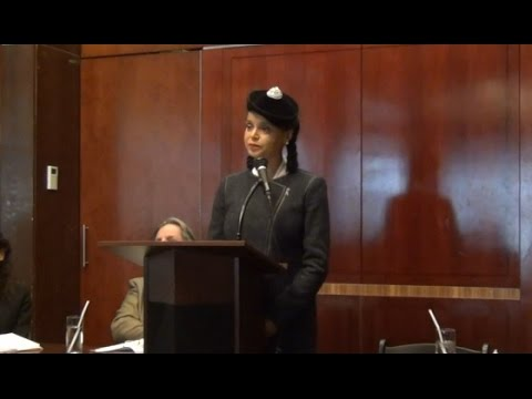 Serial Scoop Now 5: Victoria Rowell  & Press Conference