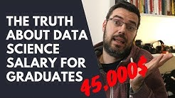 The Truth About Data Science Salary For Graduates | #047