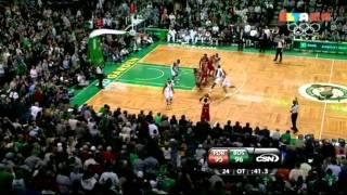 Celtics vs Blazers crazy finish