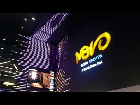 Watch novo cinemas in mall of qatar doha | نوفو دور السينما في مول قطر