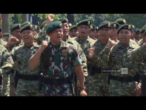 Jenderal Gatot Nurmantyo Pamitan sebagai Panglima TNI