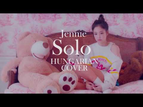 『Hungarian Cover』JENNIE - 'SOLO'【Lisa Eve】