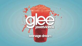 Glee Cast - Teenage Dream (karaoke version)