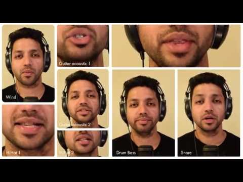 Maa Tujhe Salaam - Acapella ( Hindi + Tamil )