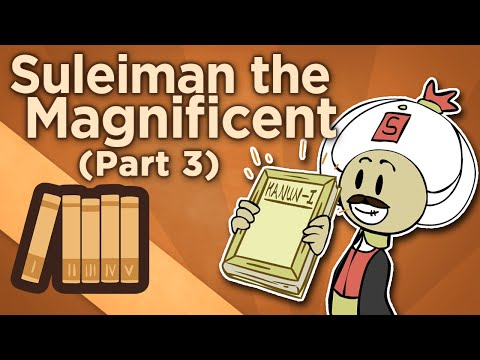Suleiman The Magnificent - Sultan Of Sultans - Extra History - #3