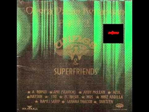 Wings & Superfriends (Ramli,Amy,Mus,Azul & Andy)-Alam Barzakh