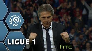 OGC Nice - AS Saint-Etienne (2-0)  - Résumé - (OGCN - ASSE) / 2015-16