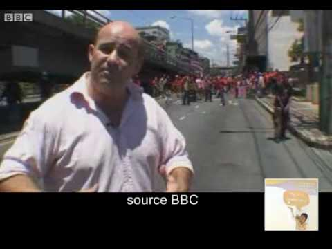 Troops clear Flashpoint Bangkok ..BBC