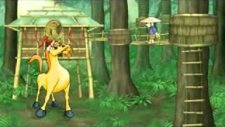 Mah Jong Quest-Horse