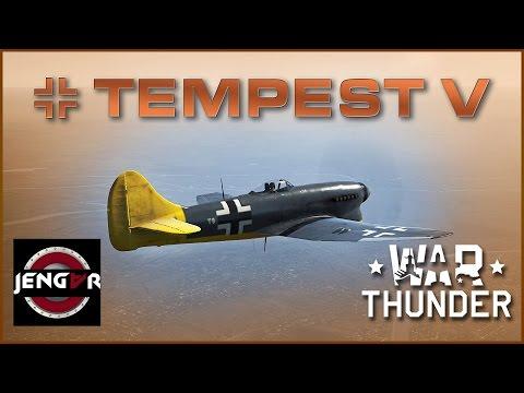 War Thunder Premium Review: German Tempest Mk V