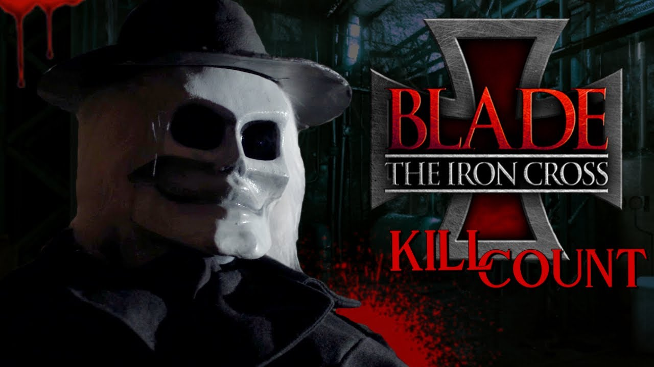 Blade: The Iron Cross (2020) - Kill Count S08 - Death Central