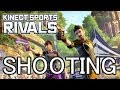 """SHOOTING - """"Kinect Sports Rivals"""" - Live Co-Op Gameplay Walkthrough Xbox One"""