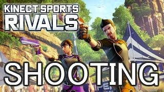 "SHOOTING - ""Kinect Sports Rivals"" - Live Co-Op Gameplay Walkthrough Xbox One"