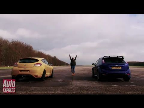 Superchips Renaultsport Megane Vs Ford Focus RS - Auto Express