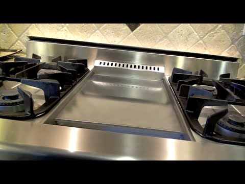 The Best Way To Clean a Stainless Steel Griddle - Ep3 part6