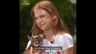 Alexandra TRUSOVA такой кураж Unstoppable killing jump Татьяна Тарасова Саша Трусова космос