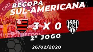 Flamengo x Independiente del Valle Ao Vivo - Recopa Sul-Americana