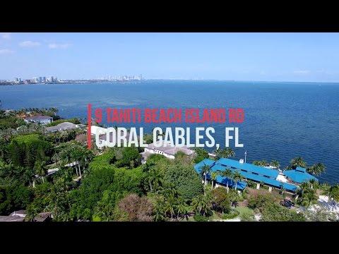 9 Tahiti Beach Island Road Coral Gables