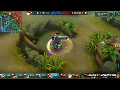 MOBILE LEGEND : [AEST] Heri* (Fanny) Lets try new Map