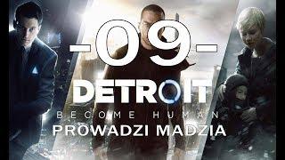 [PS4] Detroit: Become Human #09 - Nie wszystko złoto co się świeci