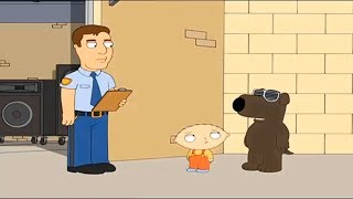 Family Guy  Brian has turned the fur brown