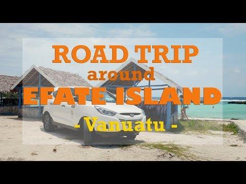 An Awesome Road Trip around Efate Island, Vanuatu!