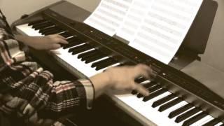 モーニング娘。'16『セクシーキャットの演説』をPianoで弾いてみた(Morning Musume。'16【Sexy Cat's Speech 】)《Pi坊》