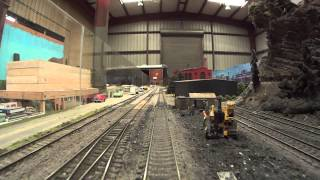 Cab Ride Northeast Florida Model Railroaders May 25, 2015